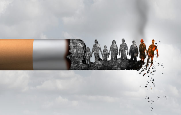 Nikotinabusus